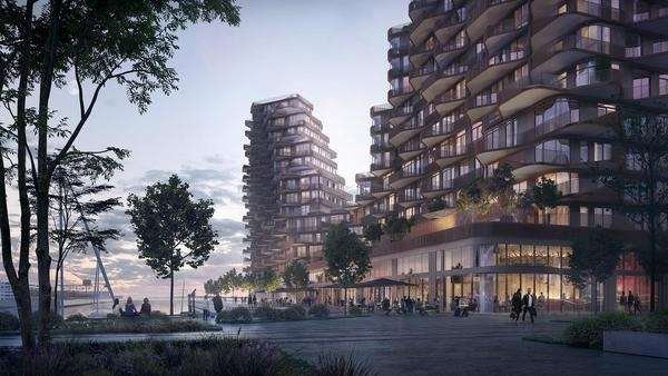 Bayside Toronto Community | Merchants' Wharf, Toronto Real Estate
